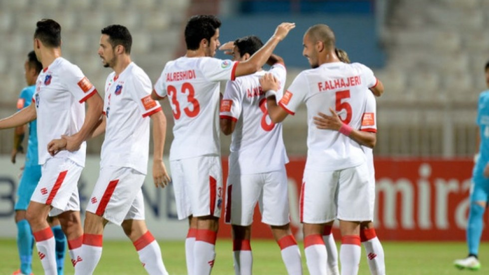 b49db5097 Kitchee hit for six in AFC Cup - Hong Kong champions thrashed by Kuwait SC