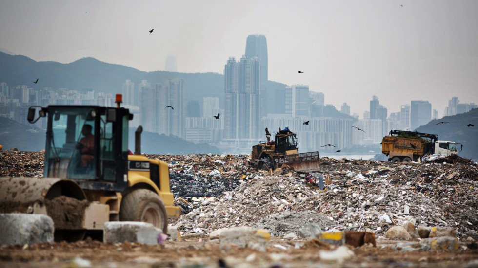 landfill situation in hong kong Situation landfill  hong kong world bank  description of the actual situation geographic.
