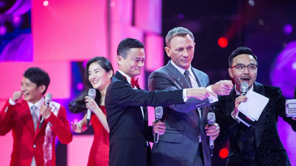 Image result for Alibaba kicks off Singles Day, expecting to break records