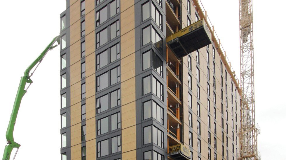 Wood touted as next big thing in highrise buildings south china business in vancouver reheart Choice Image