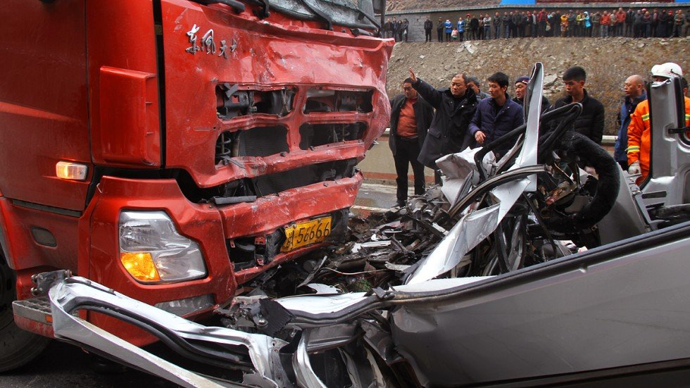 Road accidents kill more people in China than cancers, Lancet study ...