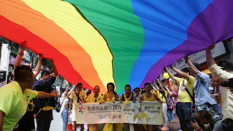 Sexual minorities discrimination challenges and development in america