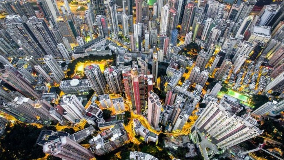 Stunning Drone Photography Of Hong Kong Attracts Global Attention