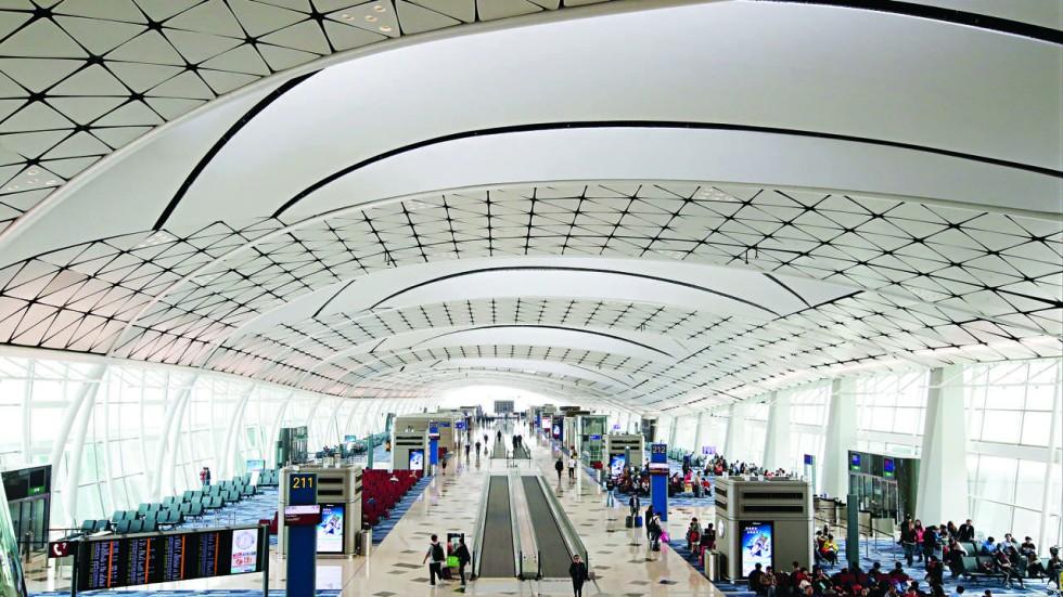 Image result for Hong Kong International Airport