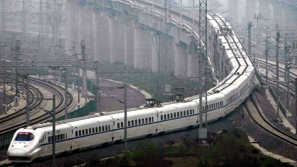 Not Taking No For An Answer China Railway Group Says High
