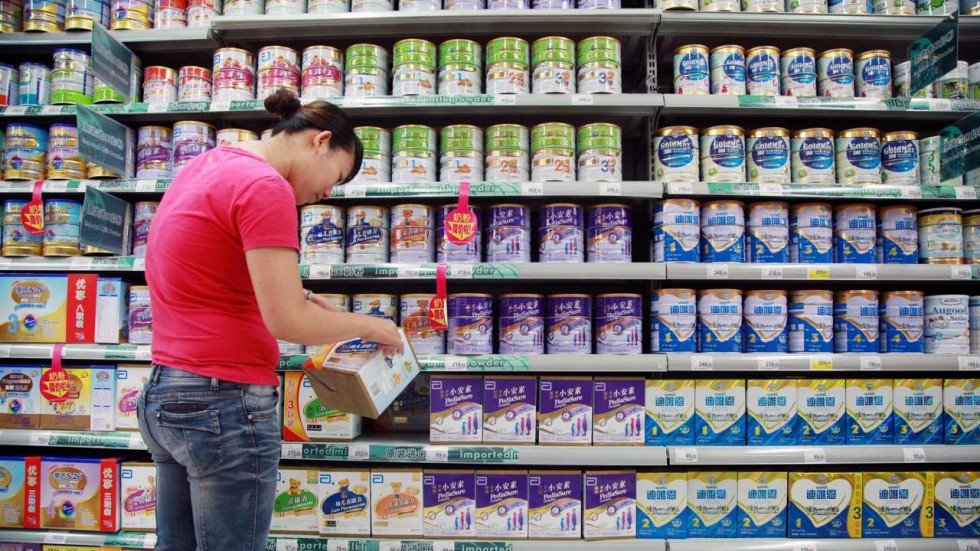proposal to limit milk formula exports Exports of australian-made infant formula to china that are over 10kg must be sourced from registered export establishments and exports must comply with china's requirements exporting small.