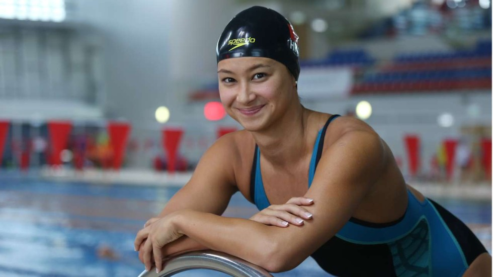 Road to Rio: How Hong Kong swim star Camille Cheng went