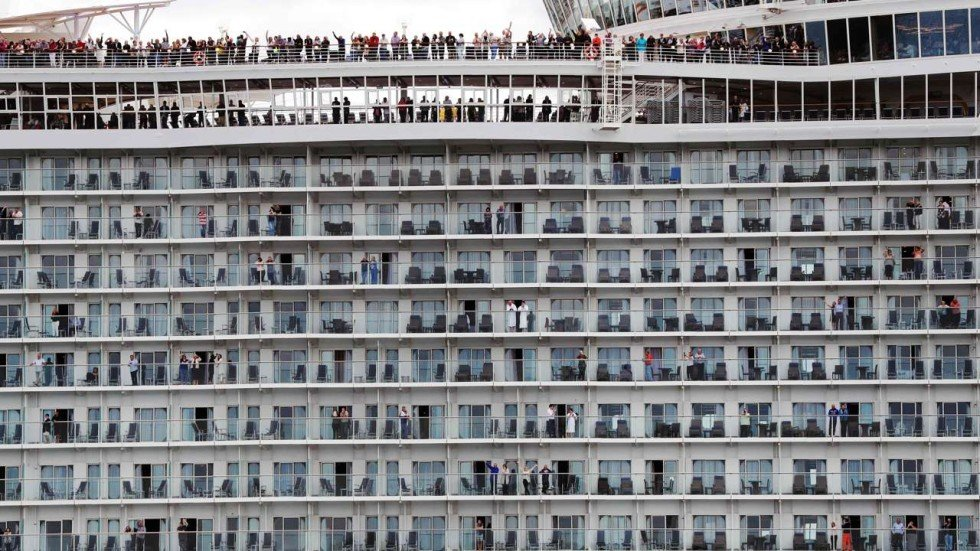 Welcome Aboard The Harmony Of The Seas Largest Cruise