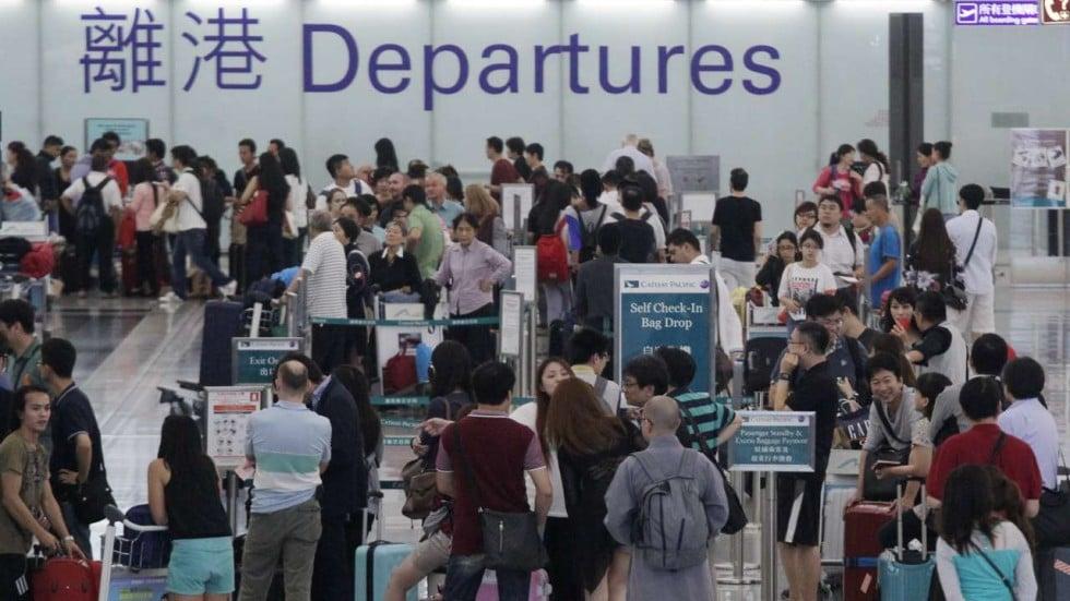 flights resume after massive delay in shanghai strands thousands at