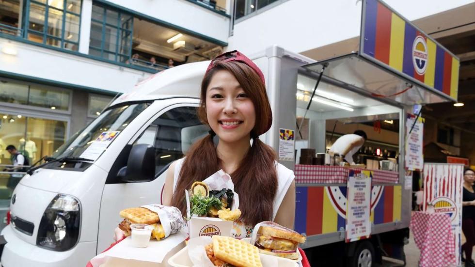 Pmq Food Truck Hk