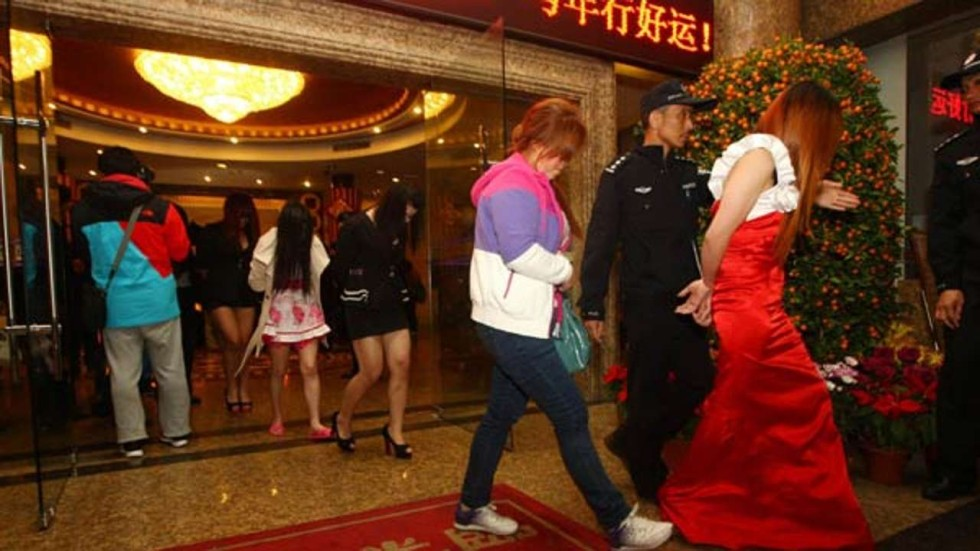Chinese Sex Workers More Likely To Be Arrested If Caught -9672