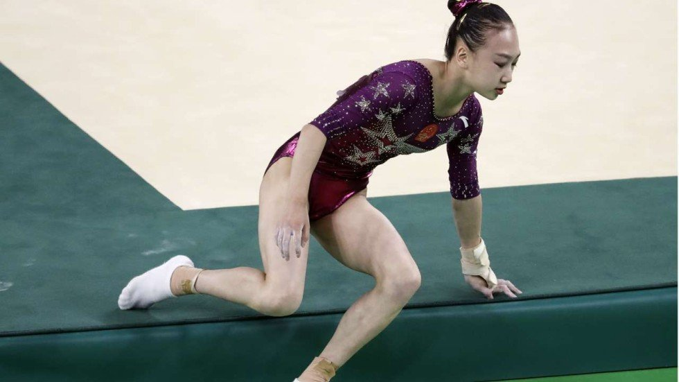 Fiercer And Stronger China Blames Diminishing Olympic