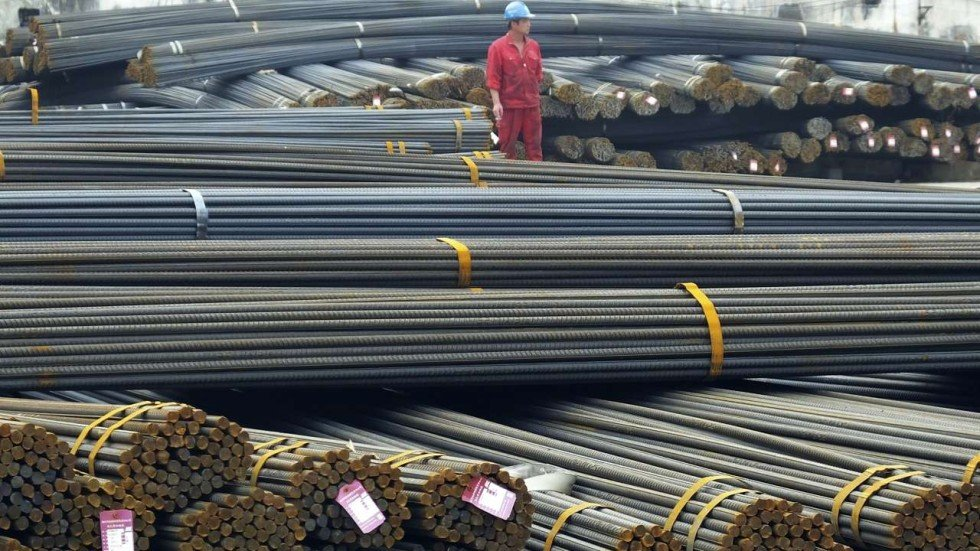 Shanghai steel rebar hits 10-month high on low inventory
