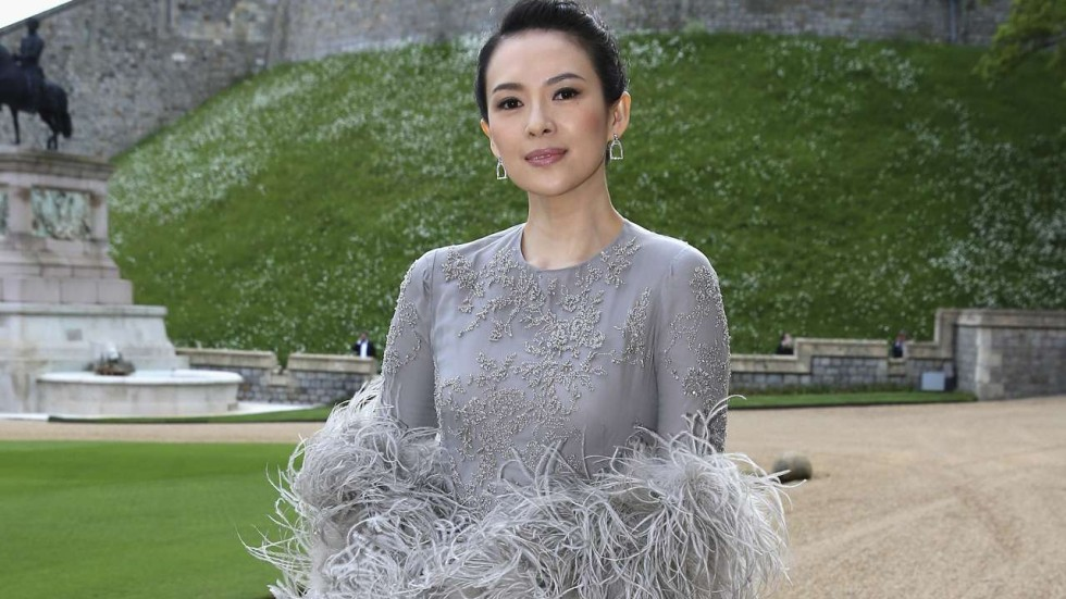 zhang ziyi red carpet 2017 - photo #26