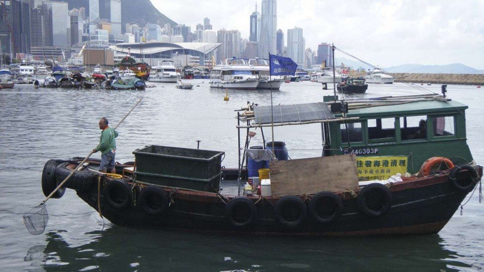 Hong kongs marine waste clean up mired in red tape and outdated stuart heaver thecheapjerseys Choice Image