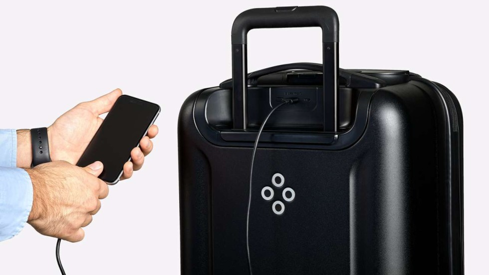 Seven smart luggage items for the connected traveller, from GPS ...