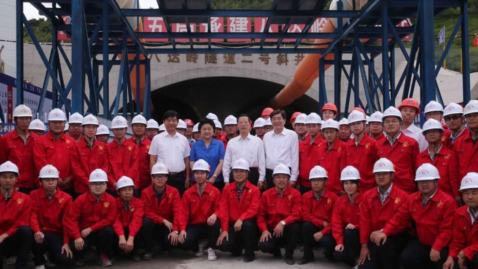 Αποτέλεσμα εικόνας για China to build deepest, largest high-speed rail station at Great Wall in Beijing