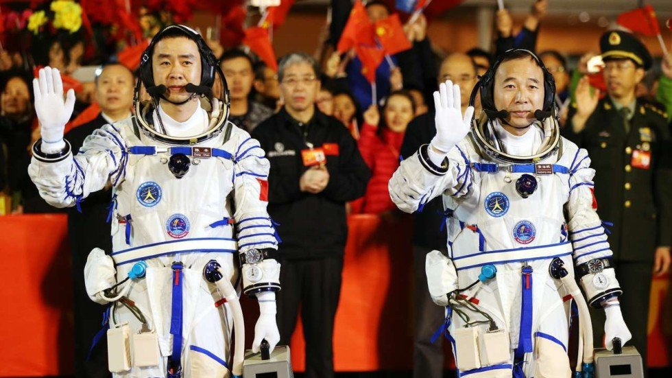 Chinese astronauts set for lift-off as manned missions resume ...