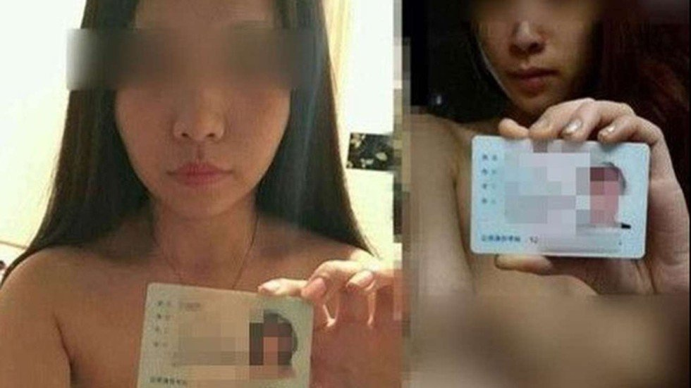 Chinese nude online tourist
