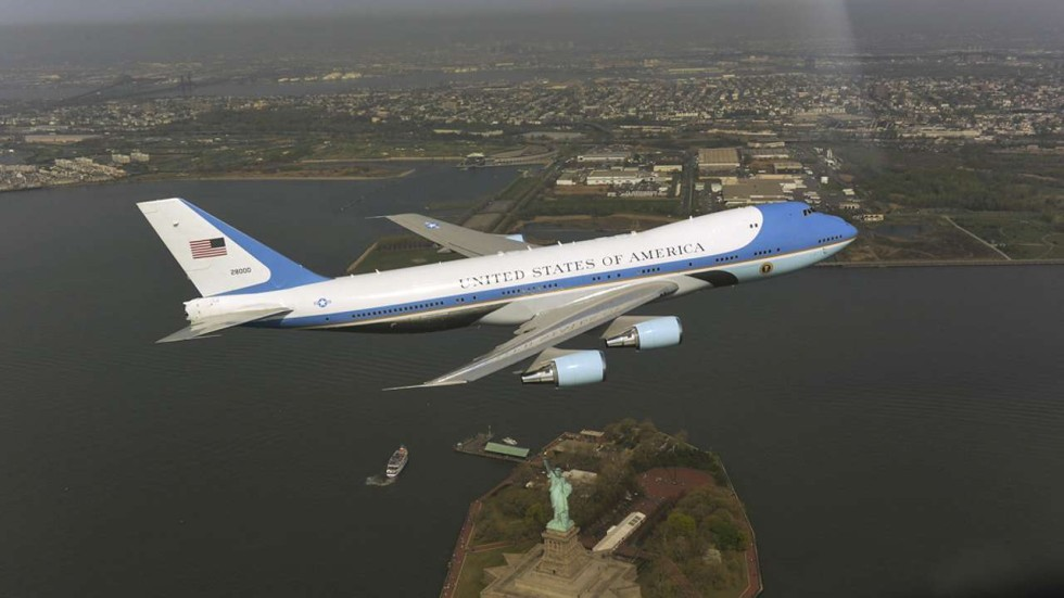 Why A Us President Needs A White House On Wings South China