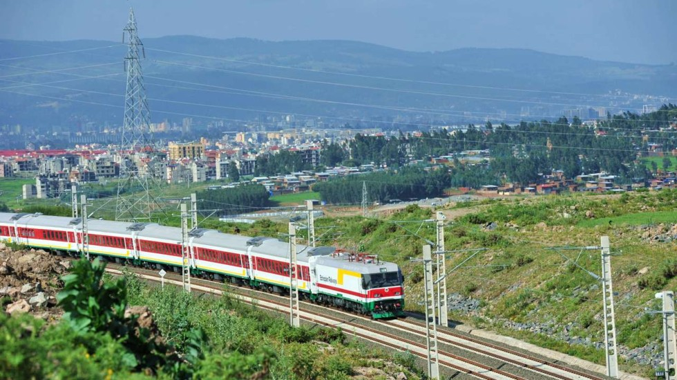 Image result for china africa railway