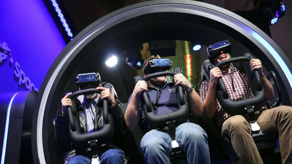 Cars For Sale Las Vegas >> Imax plan for VR pods in cinemas around the world, including China and Japan, may be the boost ...