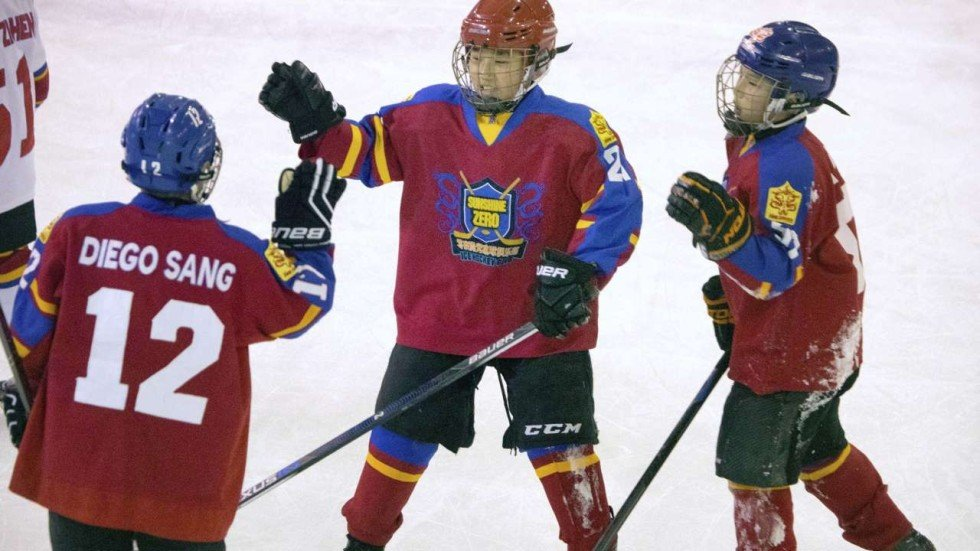 China Looks To Conquer Ice Hockey After The Boom In Basketball