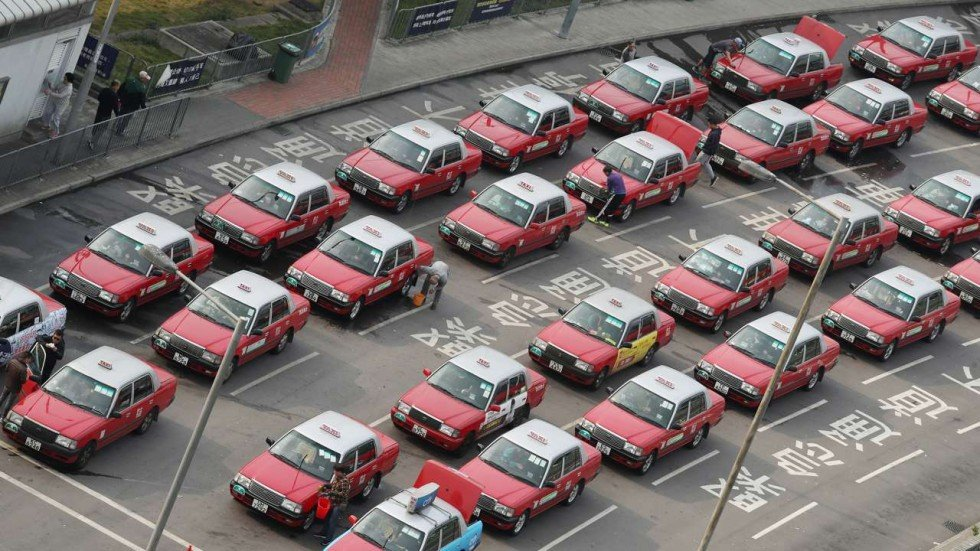 China's ride-sharing giant Didi eyes franchised taxi ...