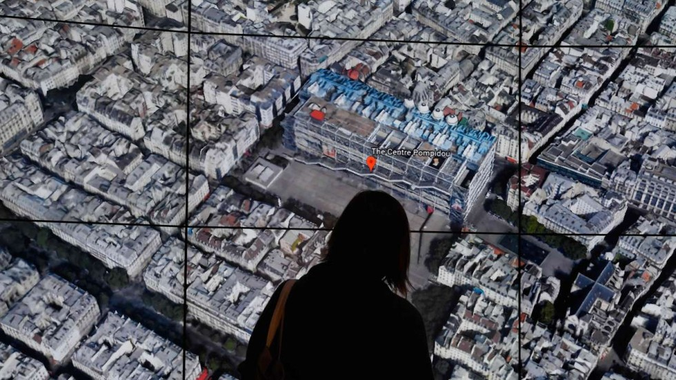 Google earth is reinvented for new era with storytelling and ai agence france presse gumiabroncs Image collections