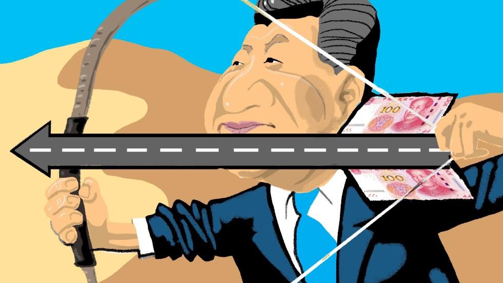 """Résultat de recherche d'images pour """"cartoon on china's ambition of the most powerful"""""""
