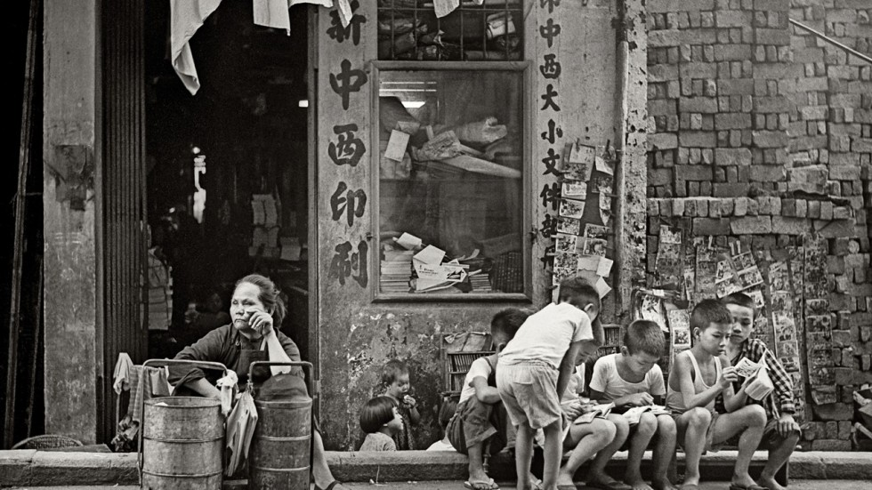 D Exhibition Hk : Photographer fan ho s never before seen hong kong images