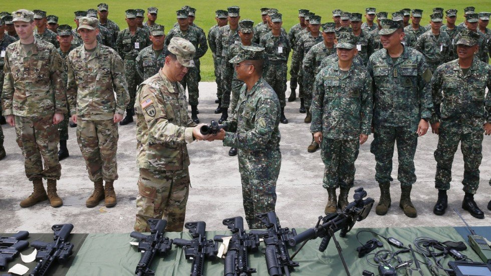 Us Gives Philippines New Weapons After Duterte Complains