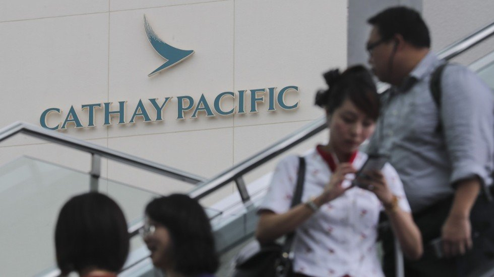 Cathay pacific slashing 400 jobs as part of redundancy plan south china morning post - Cathay pacific head office ...