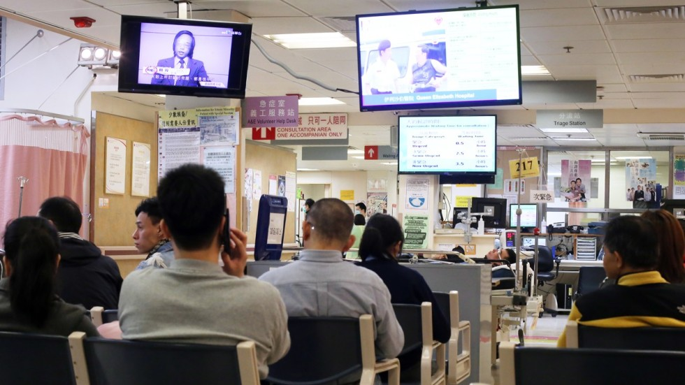 Poor Hong Kong Patients To See Fees Relief