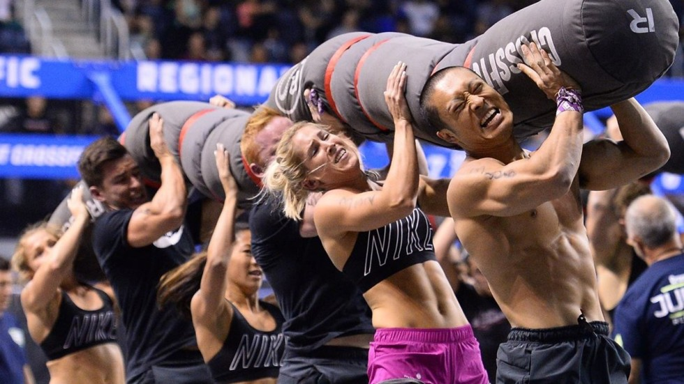 How A Hong Kong Crossfit Team Was Declared Fittest In Asia Thanks