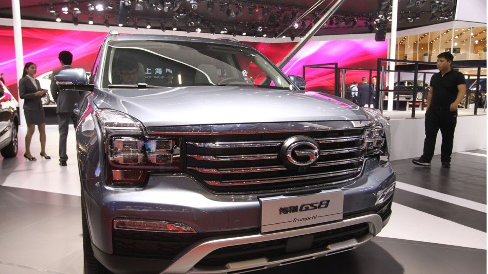 china s domestic car brands start to shine as suvs set to drive growth south china morning post. Black Bedroom Furniture Sets. Home Design Ideas