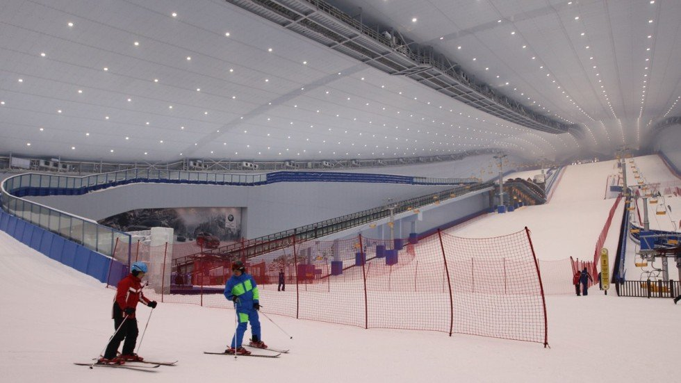 Cost To Build A Ski Resort