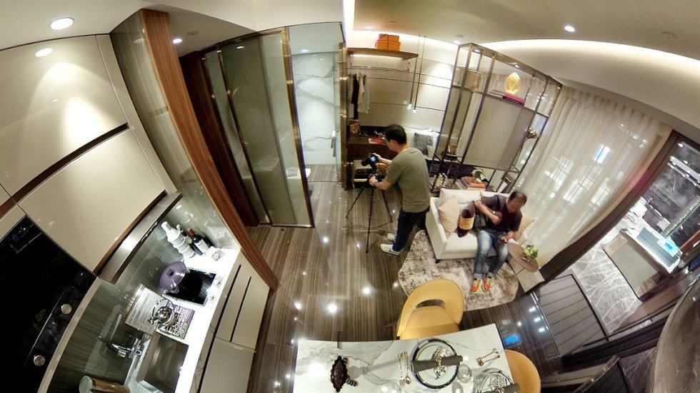 A Peek Into 6 Of The Smallest Flats In Hong Kong South