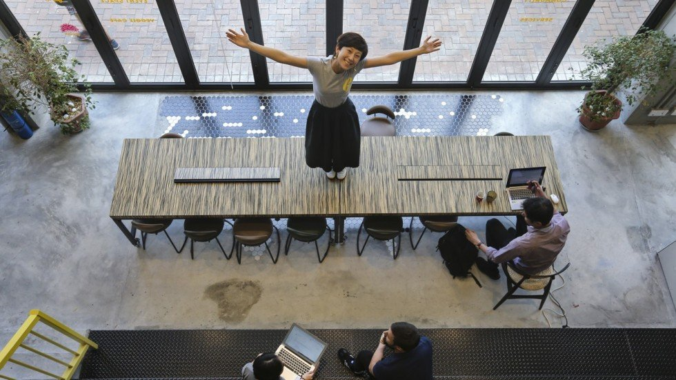 Hong Kongs Shared Office Spaces Are Getting More Innovative South
