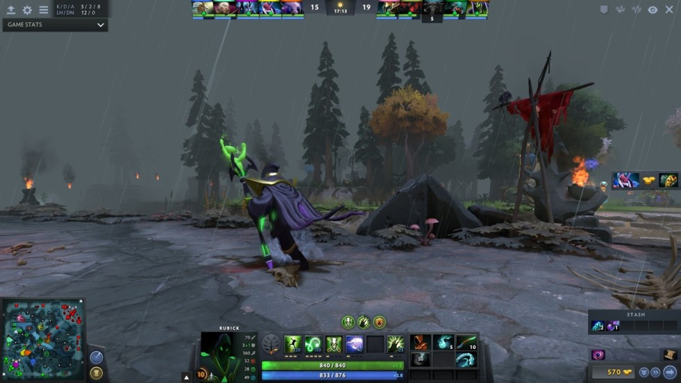 growing pains for dota 2 and counter strike creator valve as video