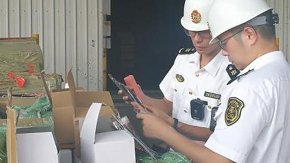 More than 90,000 fake cosmetic products seized at Chinese port ...