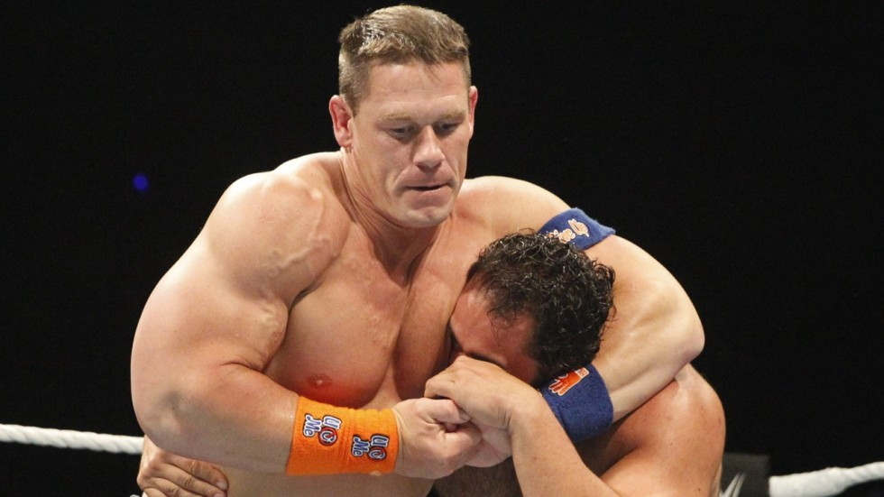 John Cena Arm Muscles
