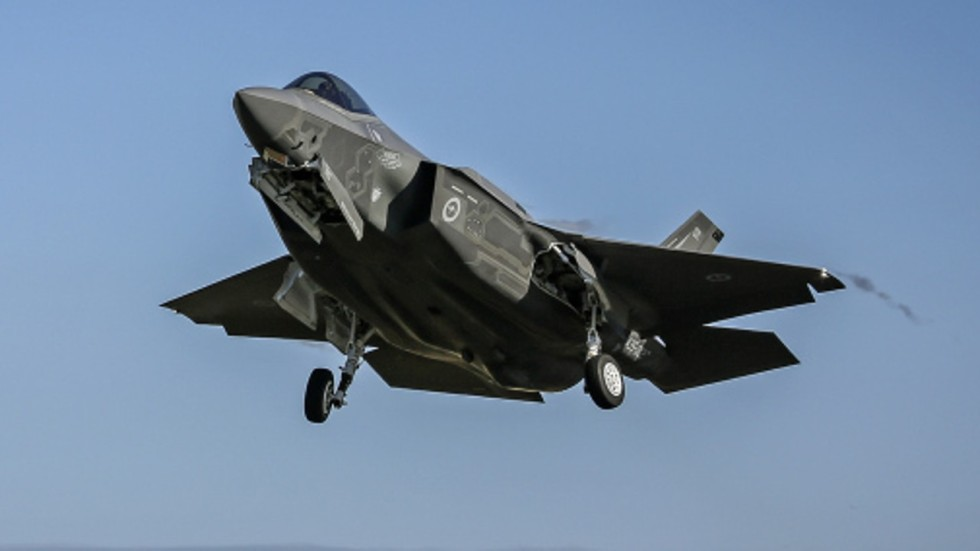 Hackers use 'China Chopper' tool to steal Australia F-35 ...