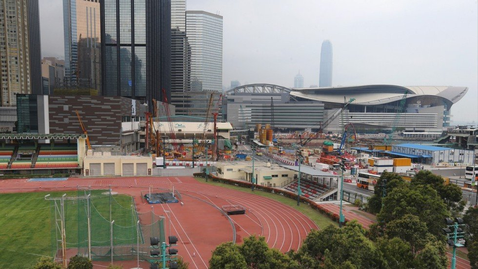 Carrie Lam Says Wan Chai Sports Ground Will Be Demolished