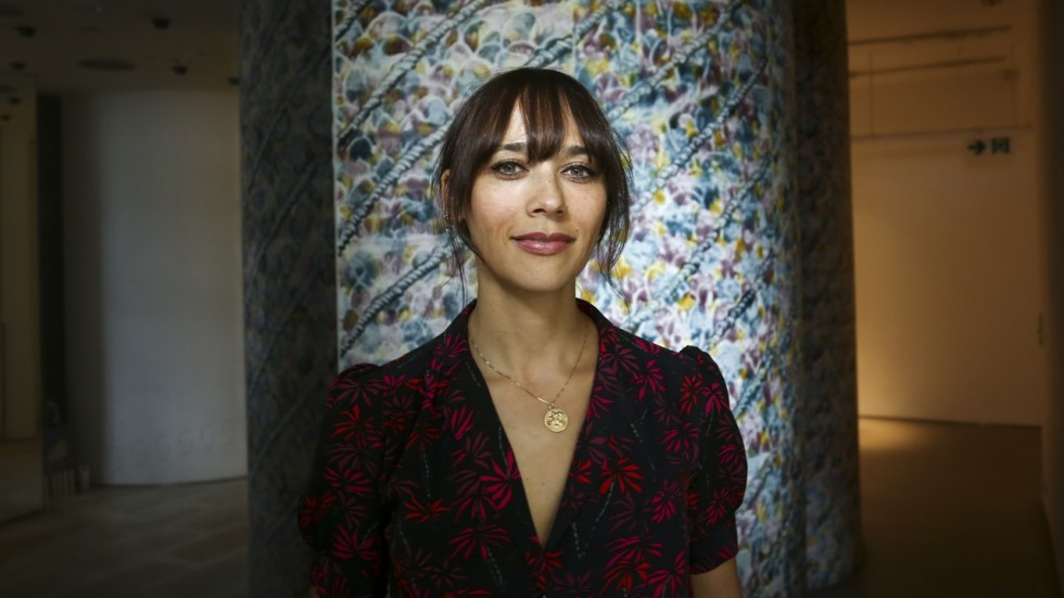 Actress Rashida Jones Talks Pornography In Hong Kong And -7140