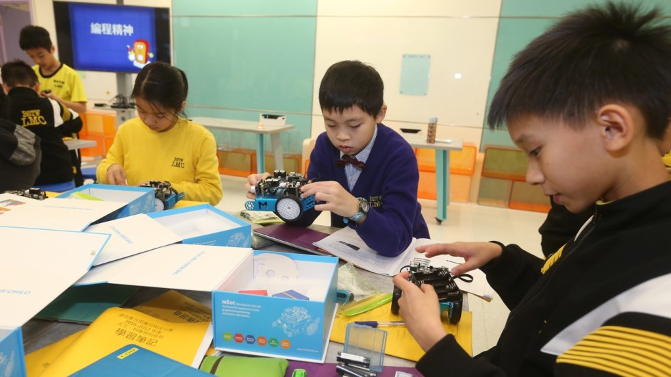 China S Tencent Leads Funding For Us Educational Robot Firm S Push