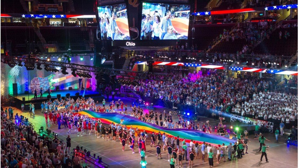 Gay games cleveland dates