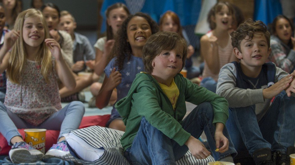 Film review: Wonder – Room star Jacob Tremblay plays a boy with ...