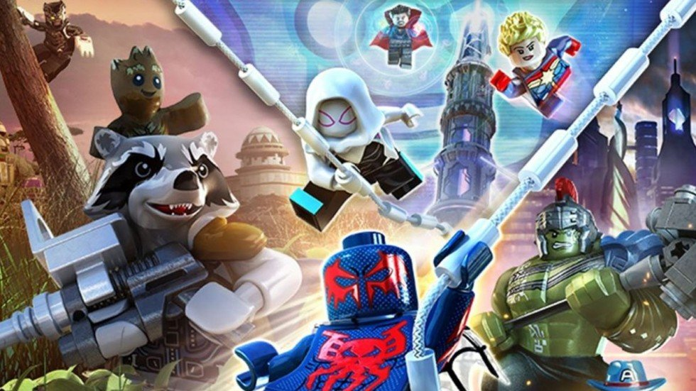 game review lego marvel super heroes 2 join the block party