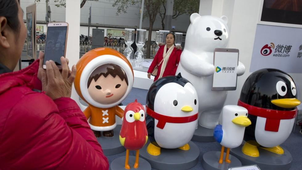 Tech Turmoil Dumps Tencent Out Of Us500 Billion Club South China